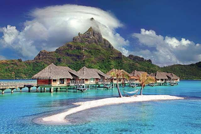 Bora Bora - eine der schönsten Inseln der Welt