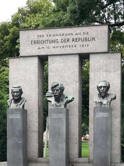 Denkmal der Republik