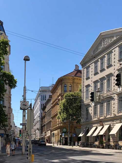Wiener Innenstadt (Copyright: Erdkunde-online.de)
