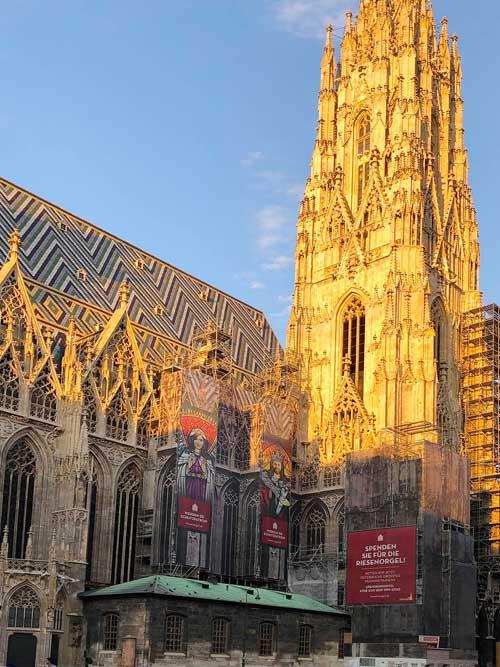St. Stephan-Kathedrale in Wien (Copyright: Erdkunde-online.de)