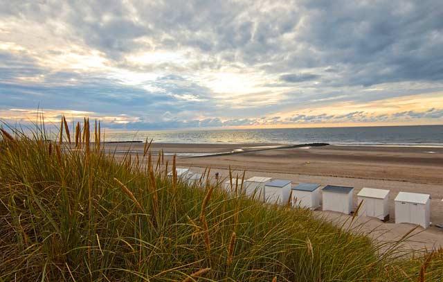 Schönster Nordseestrand in Ostende