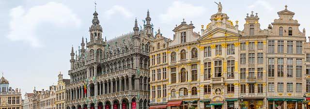 Grote Markt in Brüssel