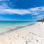Insel Sansibar - Weißer Strand