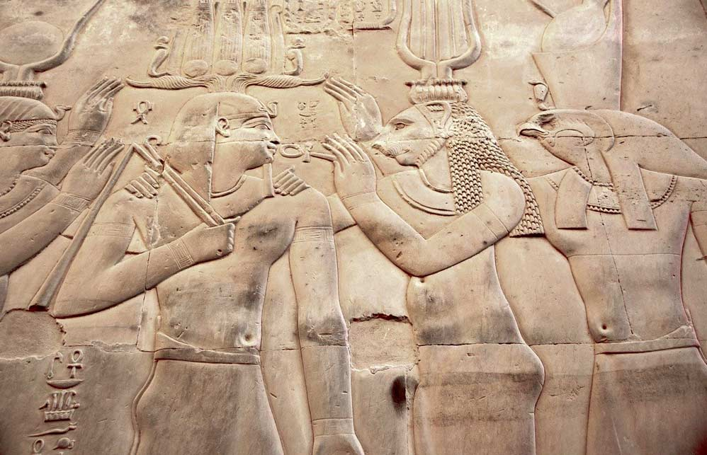 Ägypten Geschichte - Pharao Tempel