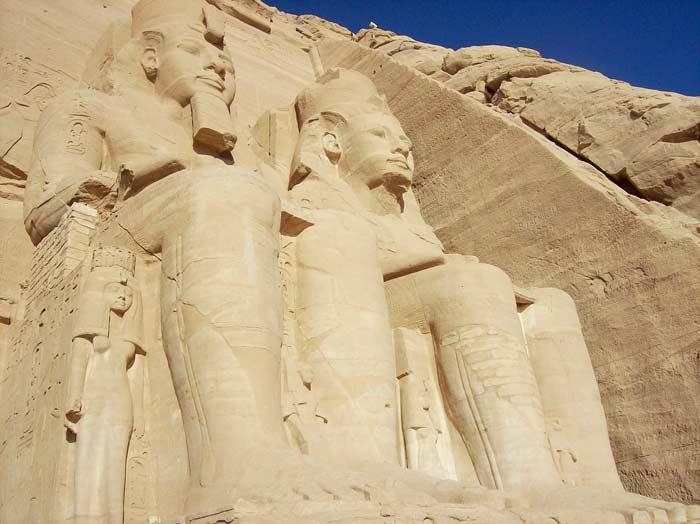 Tempel von Abu Simbel Luxor