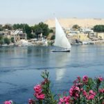 Der Nil - Assuan Ägypten