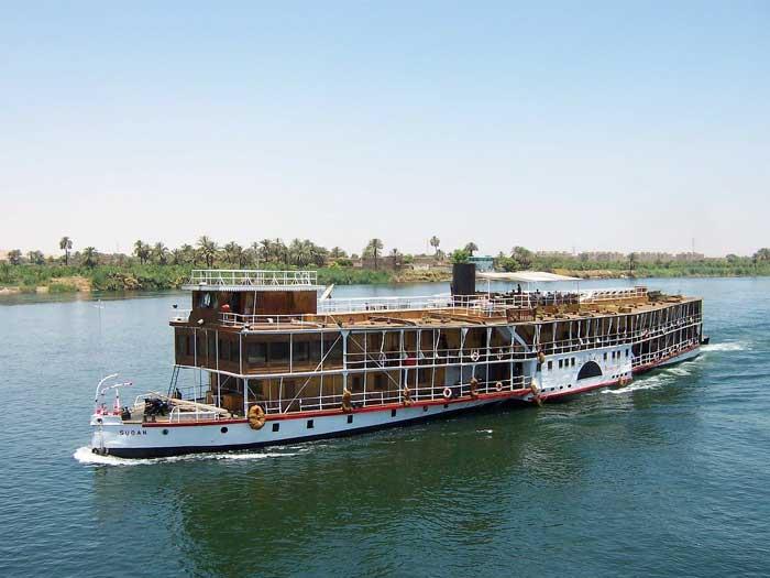 Der Nil als Reiseziel - Nilkreuzfahrten